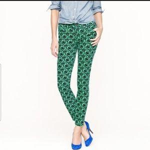 NWOT Jcrew toothpick corduroy pants